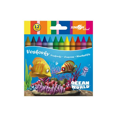 Voskovky Ocean World  12ks