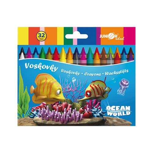 Voskovky  Ocean World 32ks