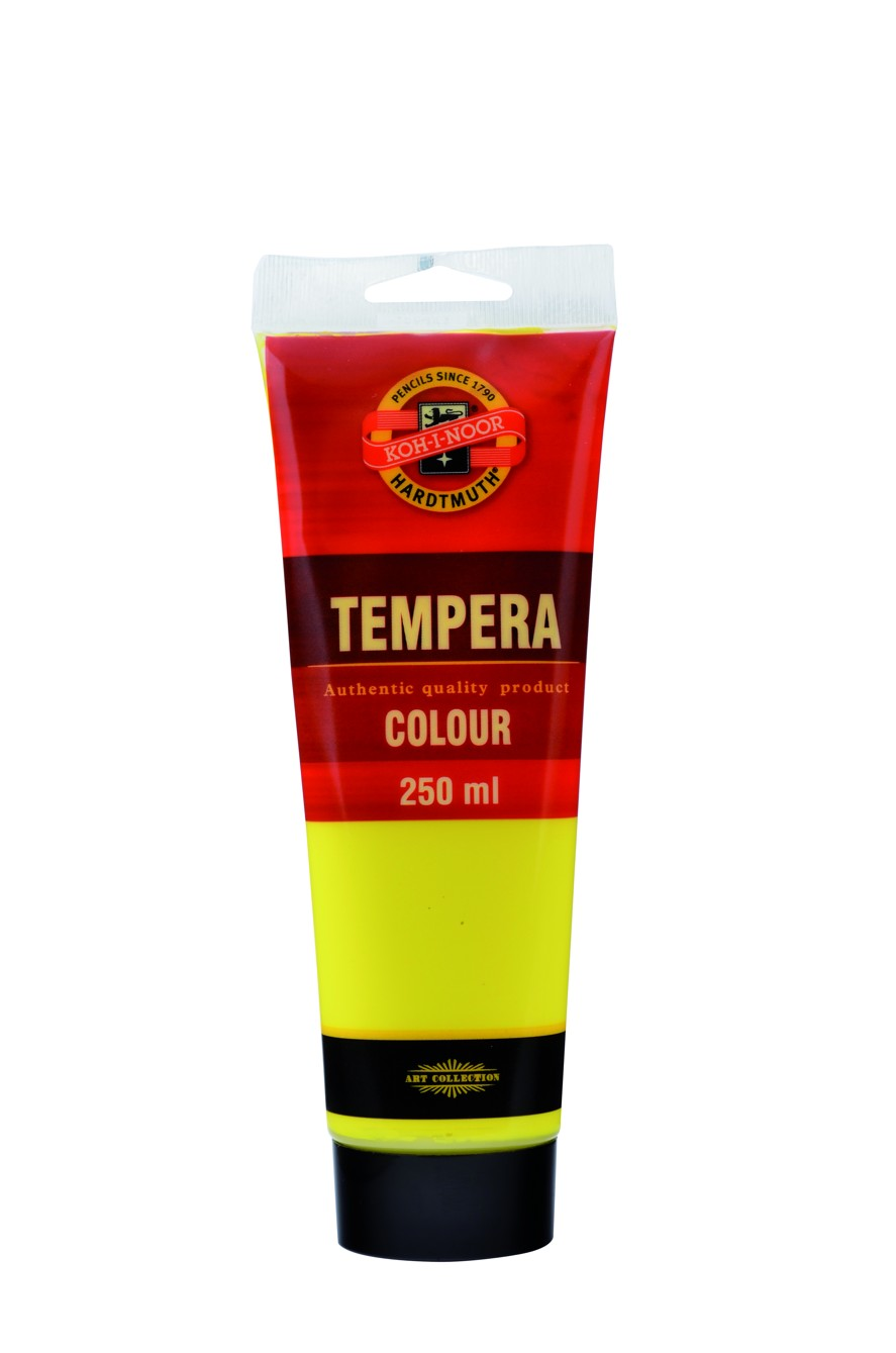 tempery 250ml 162823 žluť prim