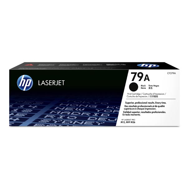 Toner HP CF279A,79A black,1000str.