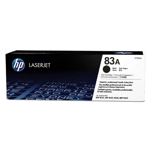 Toner HP CF283A ,black ,83A ,1500str.