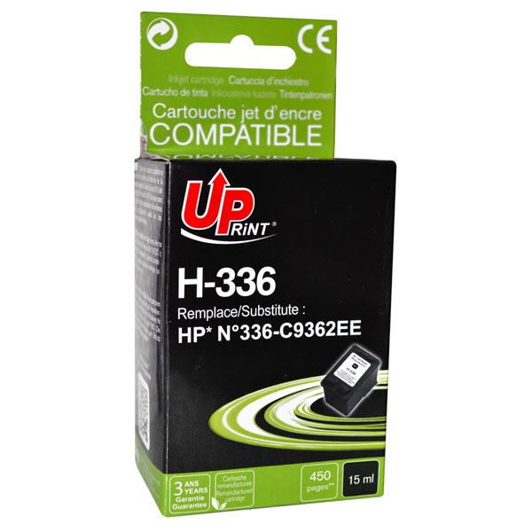 ink. UP C9362EE  HP 336  black  10ml