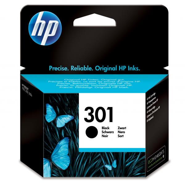 ink.HP CH561EE HP 301 black