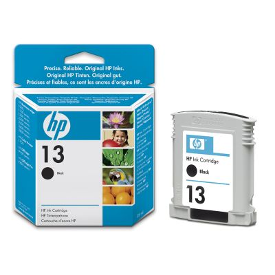 ink. HP 13,C4814AE,black,28 ml