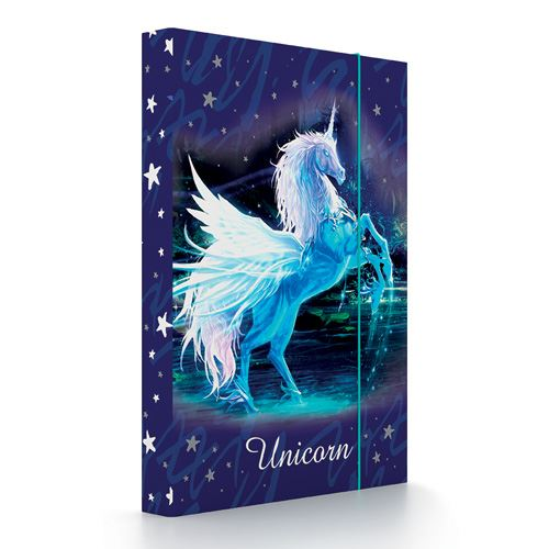 Box na sešity A5 Unicorn